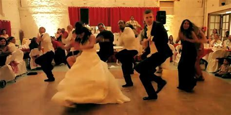 Everything Mixed The Best First Wedding Dances Ever