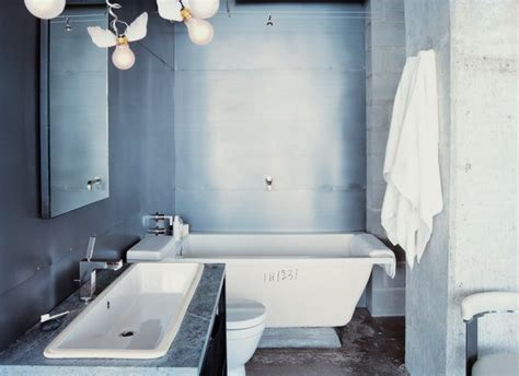 photo 6 of 10 in 10 ideas for the minimalist bathroom of