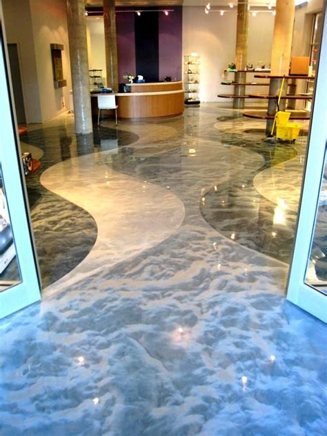 1000 ideas about decorative concrete on