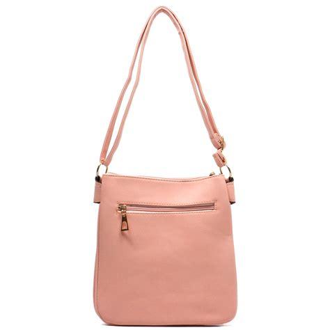 Bag Fashion S744 Pink ym1071 pink cross bags fashion world