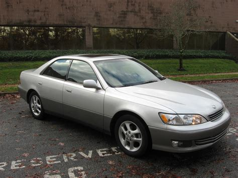 lexus car 2001 2001 lexus es 300 information and photos momentcar