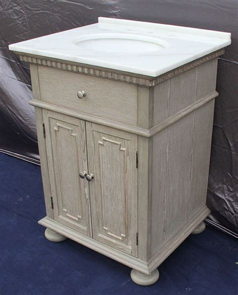 holbrook single 26 inch transitional bathroom vanity