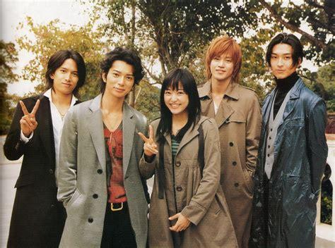 hana yori dango world of dramas japanese drama hana yori dango