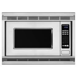 kitchenaid mk1200x 30 in trim kit for microwave oven