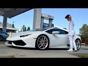 trading lamborghini for strangers car youtube