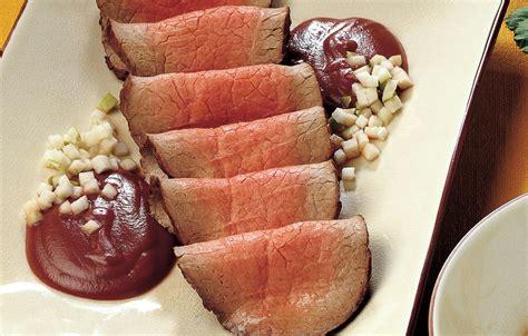 Cucinare Magatello Di Manzo ricetta magatello di manzo al rosso la cucina italiana