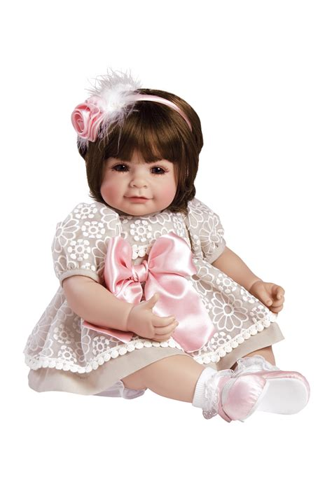 doll on adora toddlertime baby doll 20 inch baby for enchanted