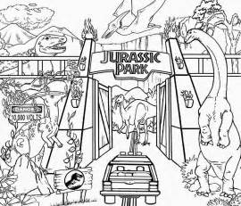 jurassic park coloring pages free coloring pages printable pictures to color