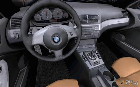 Bmw Interior Paint by Bmw 318i E46 2003 For Gta San Andreas
