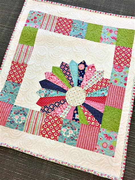 diy easy quilts dresden diy baby quilt allfreesewing