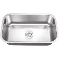 platinum sinks 30 x 18 16 single bowl stainless