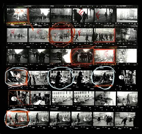 sle contact sheet get lost in the contact sheets of magnum photographers