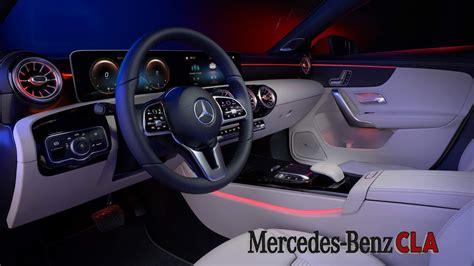 mercedes benz cla interior excellent coupe youtube