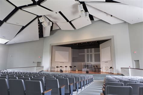 Open Door Presbyterian Church Herndon Va by Martin Audio Tops New Church Install By Genesis
