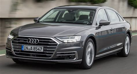 Audi A8 2019 by 2019 Audi A8 Extensively Detailed As Company Launches Us
