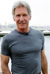 harrison ford sports physique of half his age