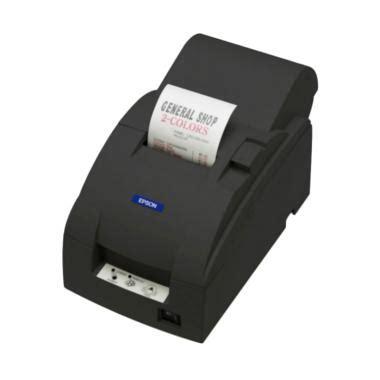 Epson Tm U220d Lan Printer Hitam jual kertas printer dot matrix harga promo diskon