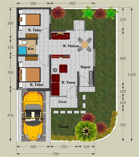 desain rumah minimalis type  desainrumahnyacom