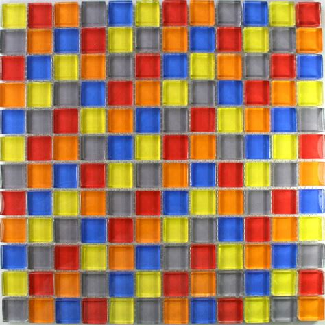 glass mosaic tiles multicolor mix tt10003 m