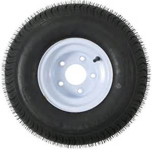 Trailer Tire Rims Tires And Wheels Etrailer