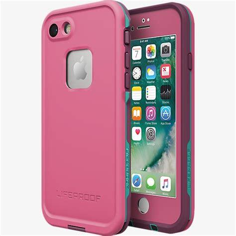 Lifeproof Original Iphone 7 Plus Fre Waterproof Cover Blac lifeproof fre for apple iphone 7 plus pink waterproof