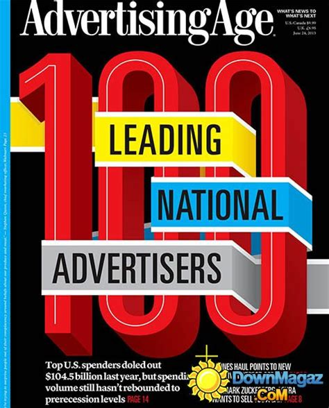 advertising age advertising agency marketing industry advertising age 24 june 2013 187 download pdf magazines