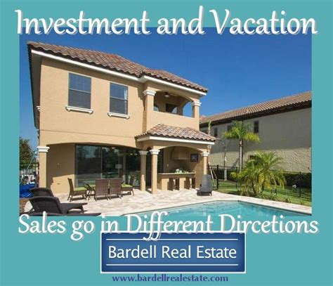 investment and vacation home sales surge