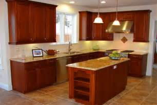 Shaped kitchen designs for limited space problem interior fans