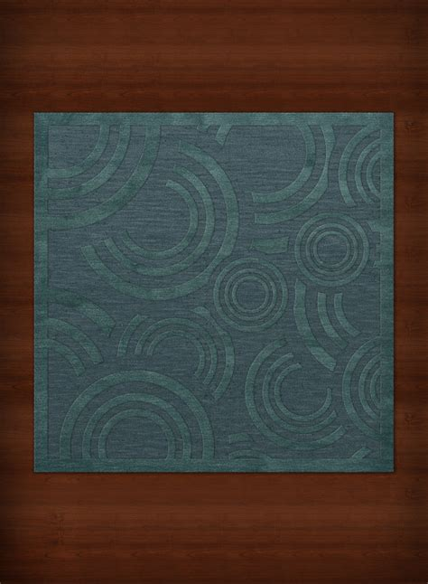 Teal Square Rug Payless Troy Tr3 144 Teal Square Area Rug Payless Rugs