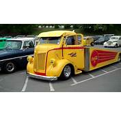 One Of A Kind Hot Rod Heavy Duty Trucks