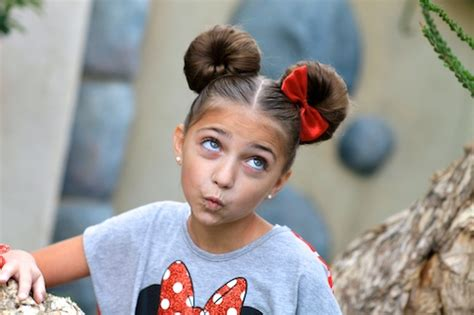 cute girls hairstyles minnie mouse disney cute girls hairstyles