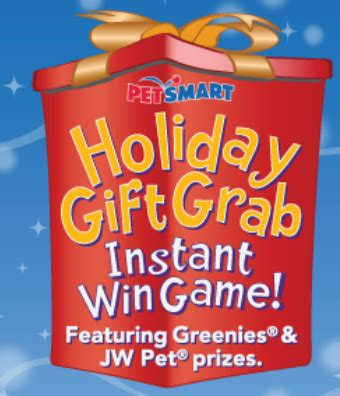 Instant Win Cash Prizes Free - sweepstakes roundup petsmart holiday gift grab ch s