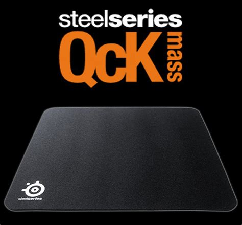Steelseries Qck Mass Gaming Mousepad genuine steelseries qck mass professional pc computer gaming mouse pad mat gear