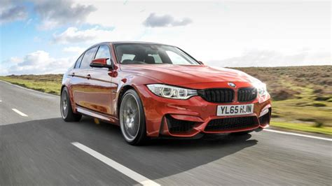 first bmw m3 first drive the bmw m3 competition pack top gear