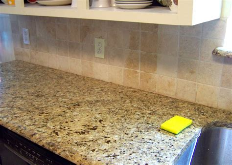 Painting Kitchen Tile Backsplash And Wisor Painting A Tile Backsplash And More Easy Kitchen Updates