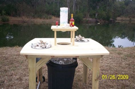 oyster shucking table search oyster and seafood