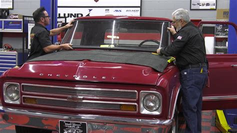 car repair manual download 2001 chevrolet s10 windshield wipe control 1947 1972 chevy gmc truck windshield seal rubber install youtube