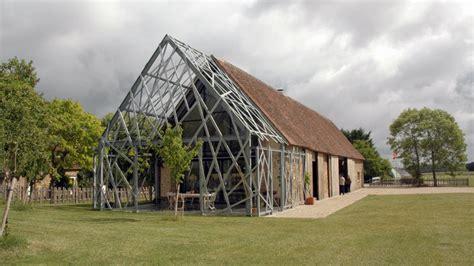 Construire Une Grange by Une Grange R 233 Habilit 233 E Tradition Modernit 233 Et