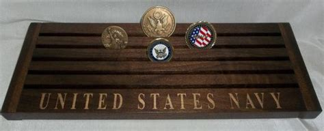 12 Best Challenge Coins And Displays Images On Pinterest