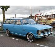 1968 Opel Kadett L Wagon For Sale 1843146  Hemmings