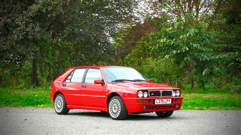 Lancia Delta Integrale Evo Ii Lancia Delta Integrale Evo Ii Is The Classic Hatch We Want