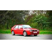 Lancia Delta Integrale Evo II Is The Classic Hot Hatch We
