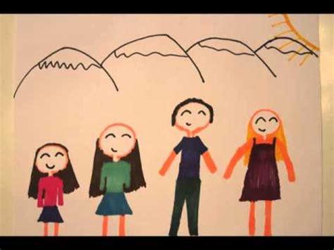 imagenes de la familia watterson dibujo laura milos mi familia stop motion youtube