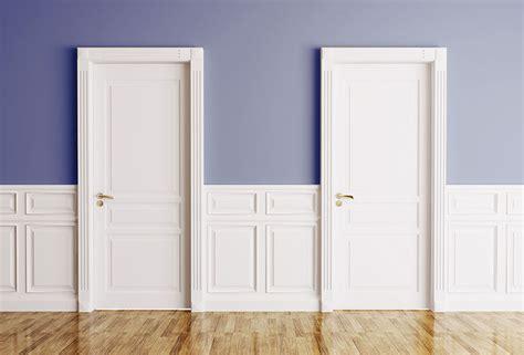 Two Door business exercise two doors