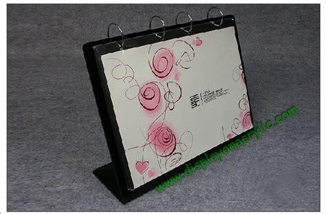 acrylic desk calendar desk calendar stand acrylic calendar display custom