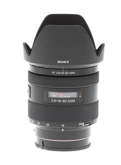 Sony 16 50mm F 2 8 Dt Sal1650 sony 16 50mm f 2 8 dt ssm sal1650 review
