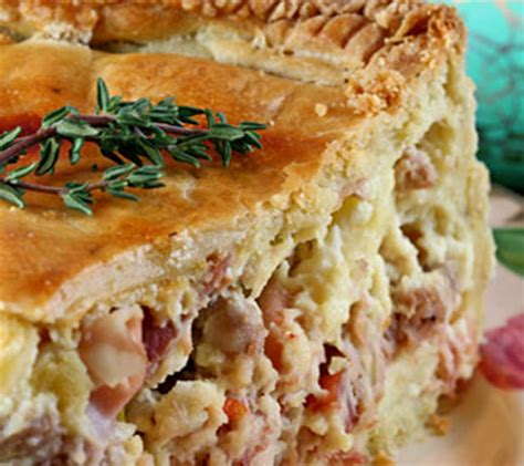 neapolitan easter pie recipe dishmaps