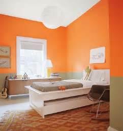 Orange Bedroom Ideas Interior Design Schools Orange Orange Bedrooms Bedrooms