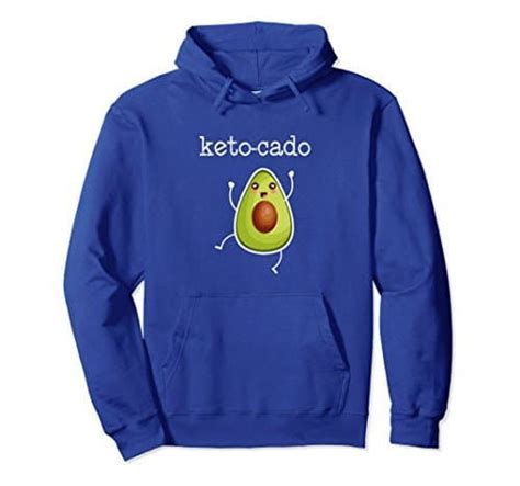 Hoodie Trap Nation By Berkah Merch gift guide 2018 low carb keto gift ideas