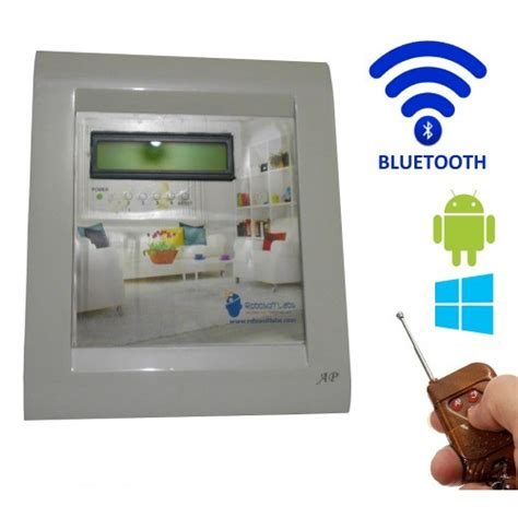 android windows bluetooth remote based home